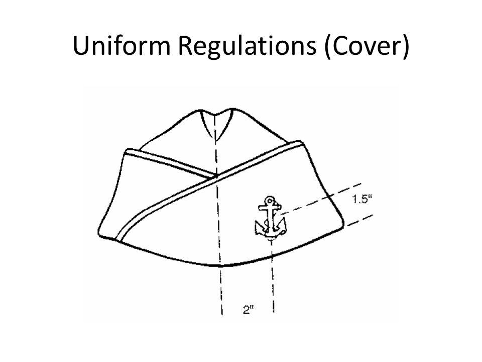 Uniform Regulations (Cover)