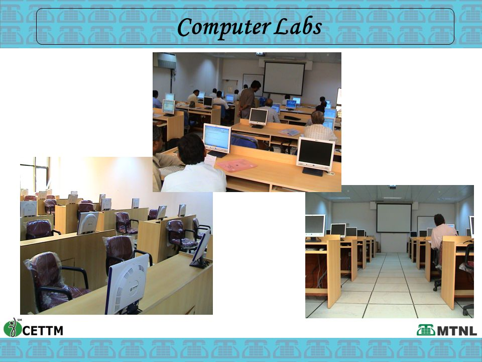 Computer Labs
