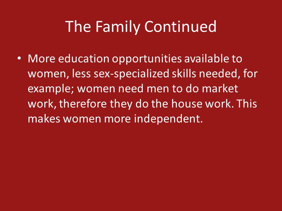 Employment Gender Inequality in Mexico Alix McNamara