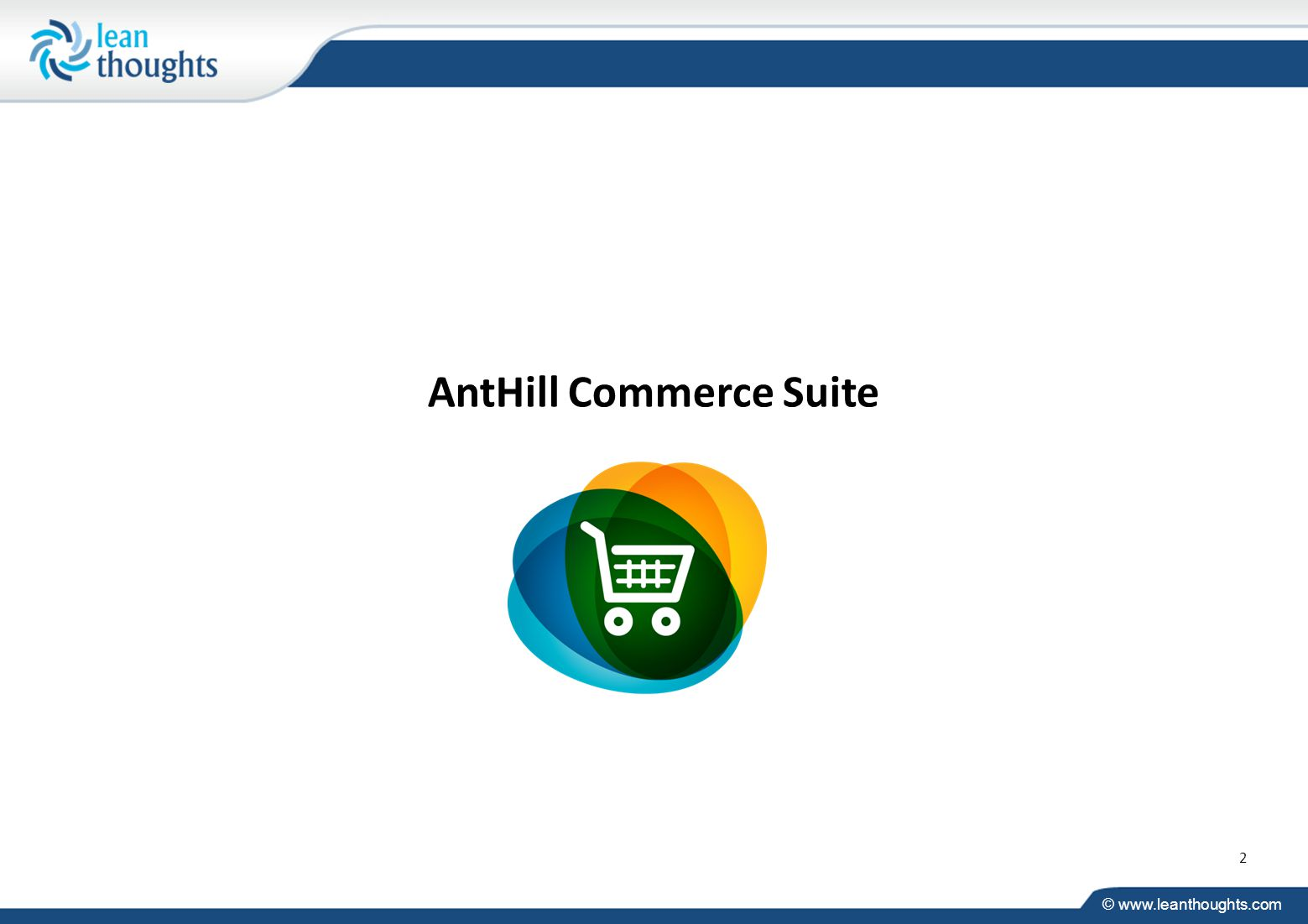 AntHill Commerce Suite 2