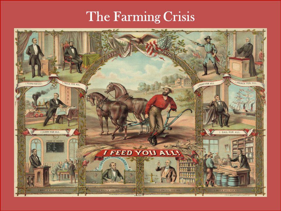 The Farming Crisis