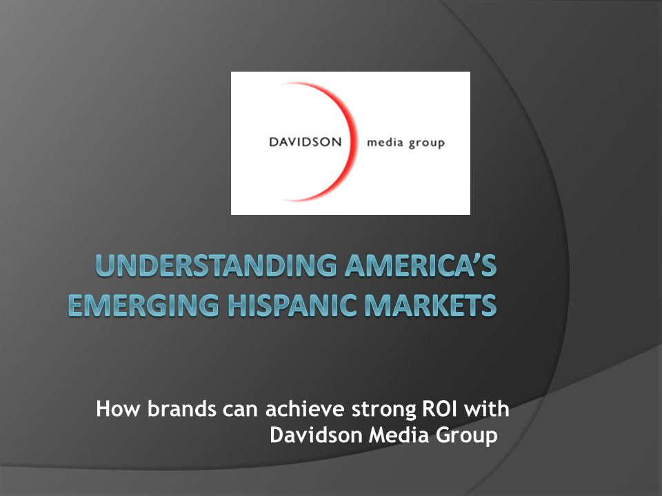 How brands can achieve strong ROI with Davidson Media Group