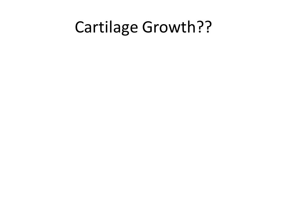 Interstitial (longitudinal) growth Requires presence of epiphyseal cartilage Epiphyseal plate maintains constant thickness Rate of cartilage growth on one side balanced by bone replacement on other Concurrent remodeling of epiphyseal ends to maintain proportion