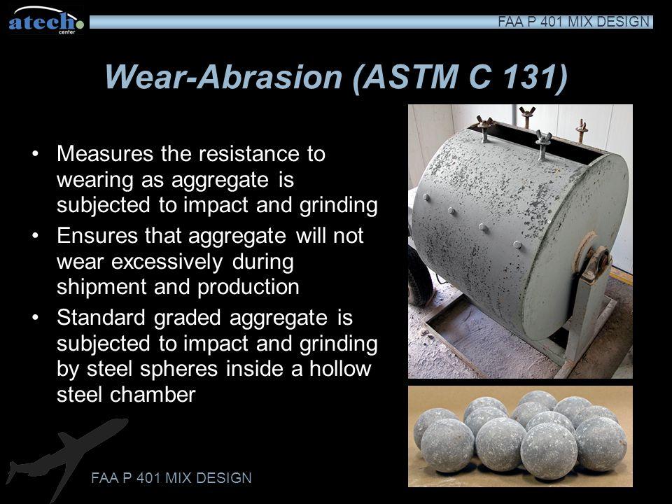 FAA P 401 MIX DESIGN