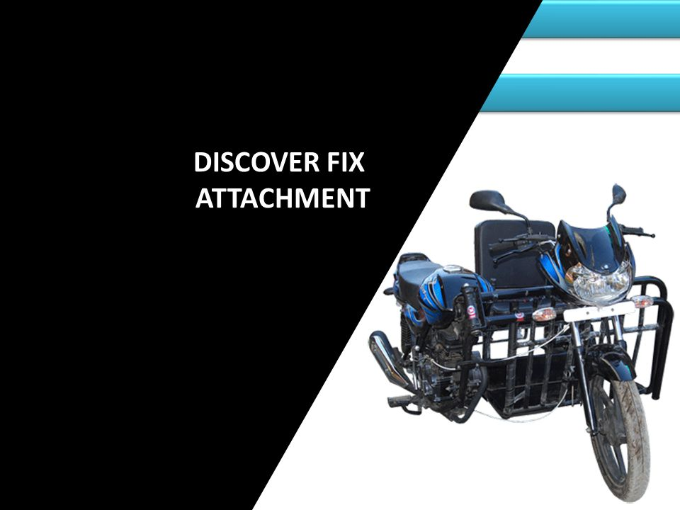 DISCOVER FIX ATTACHMENT