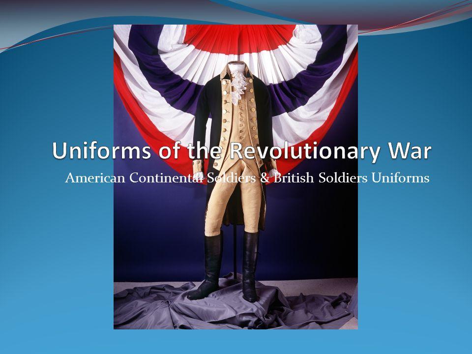 British Soldier's Uniform
