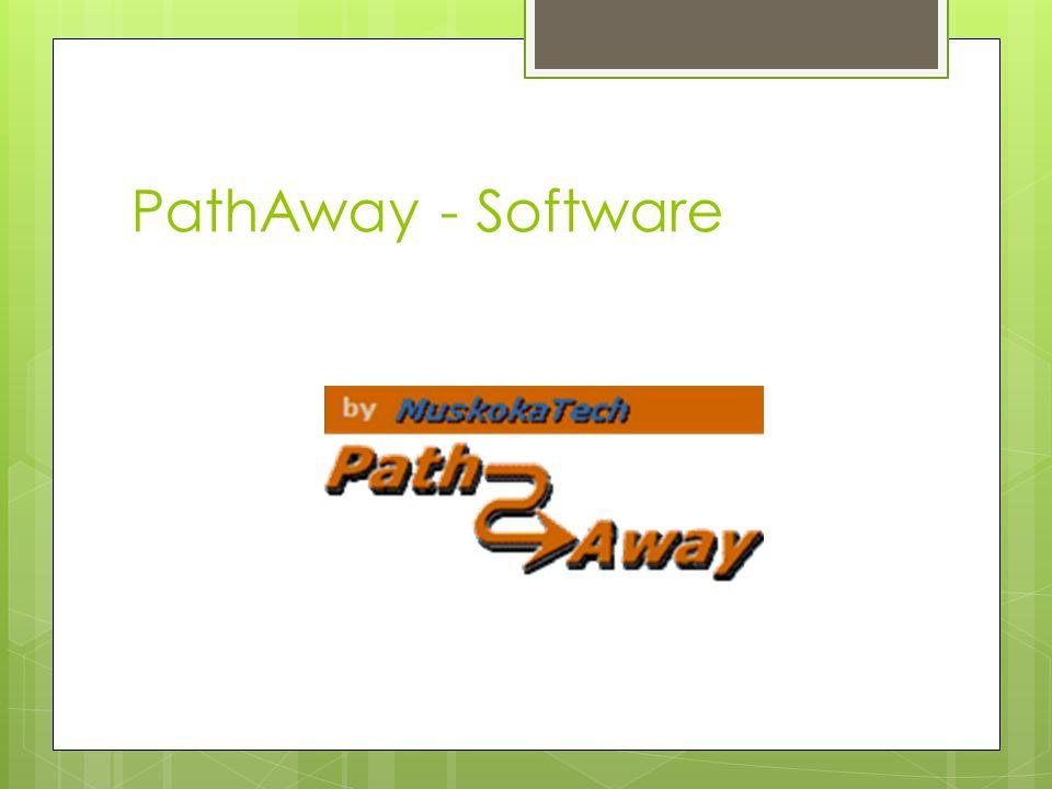 PathAway - Software