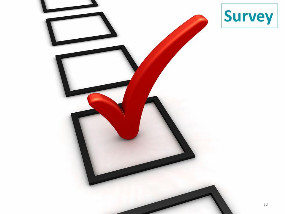 10 Survey
