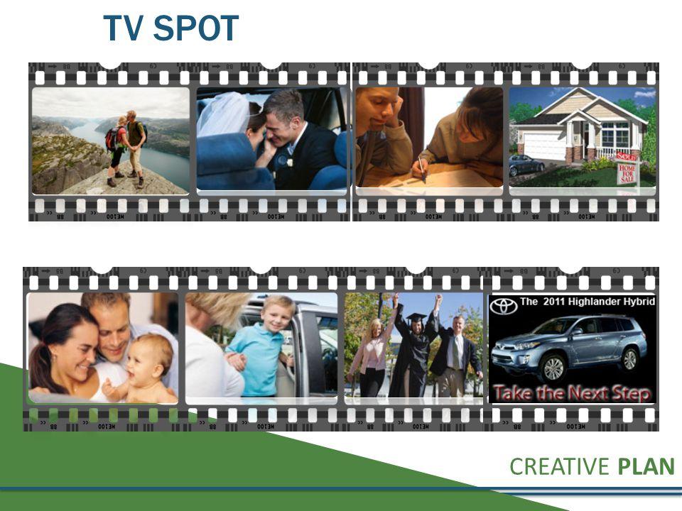 CREATIVE PLAN TV SPOT