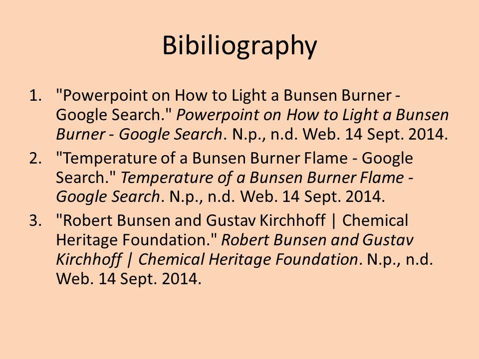 Bibiliography 1.