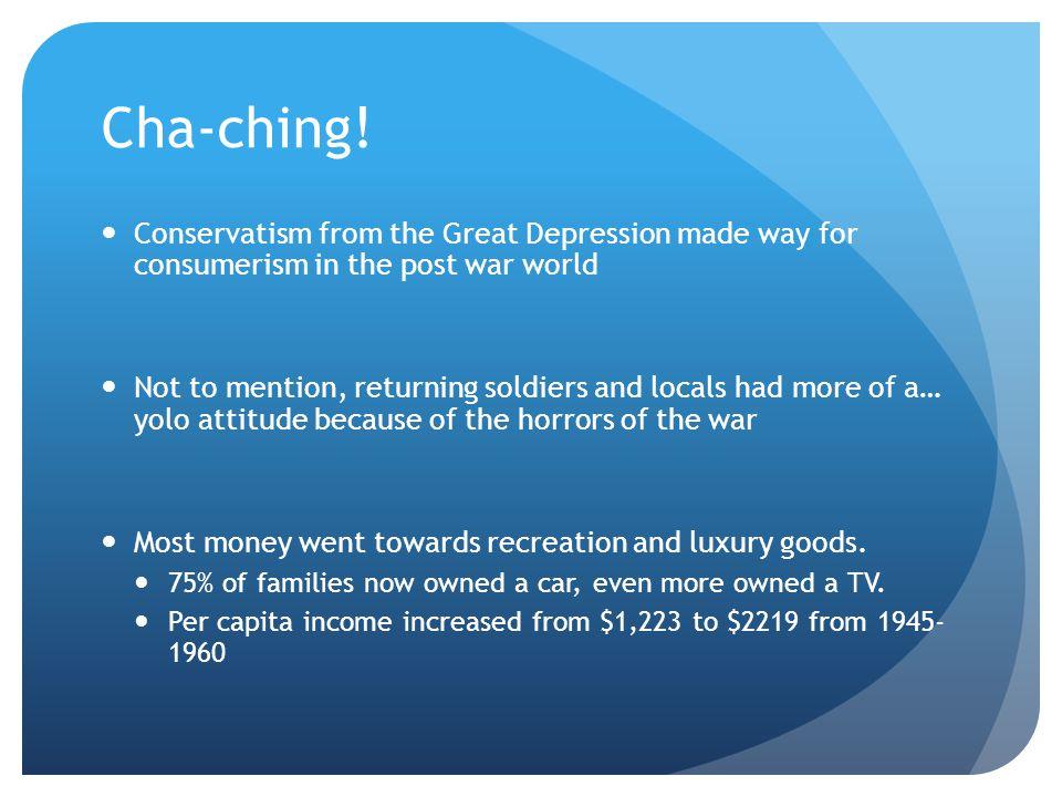 Cha-ching.