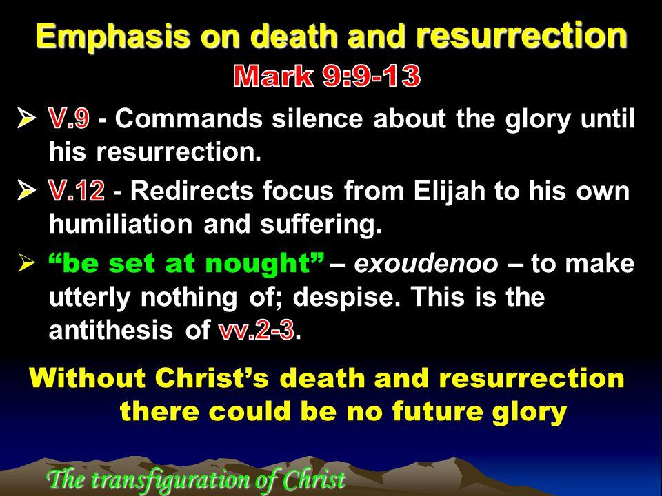 Epilepsy – The falling sickness The transfiguration of Christ