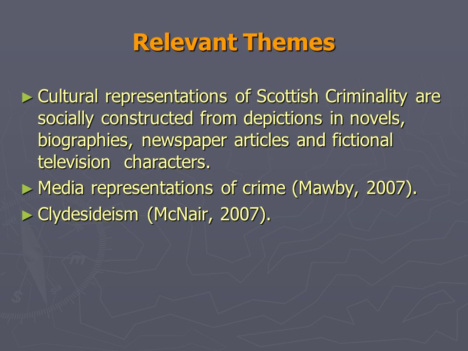 Methodology - unveiling ► Documentary research (Scott, 1991/2006).