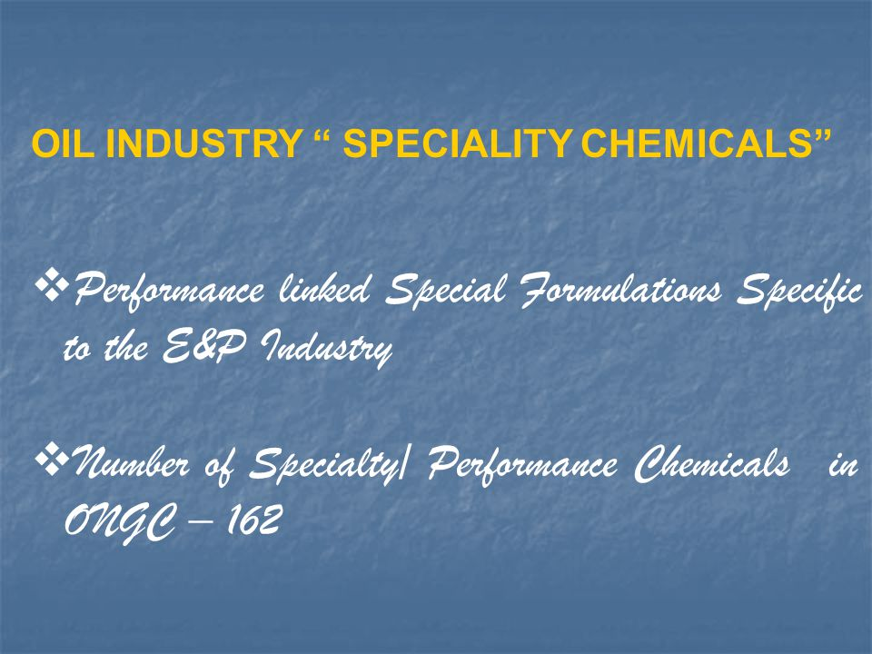 Use Inflow Performance Relationships (IPR) with respect to introduced Technology/ Specialty chemicals to determine the Applied Technology/ Specialty Chemical's ability to raise the Productivity Index(PI).