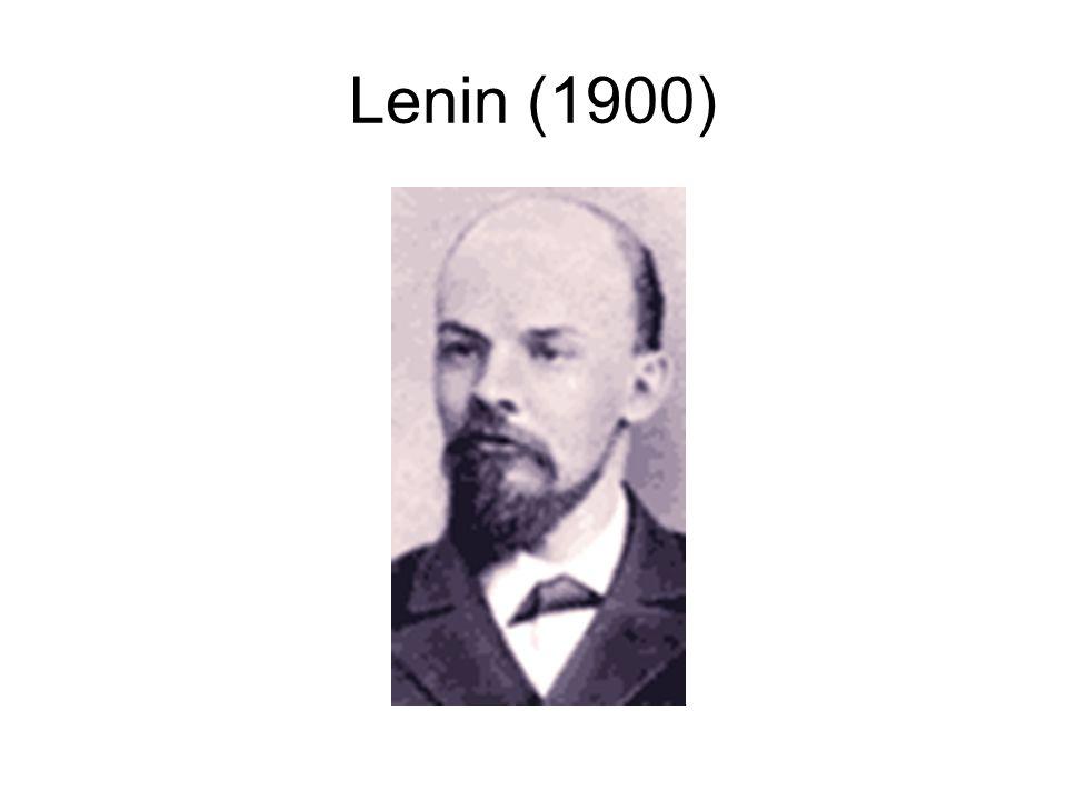 Lenin (1900)
