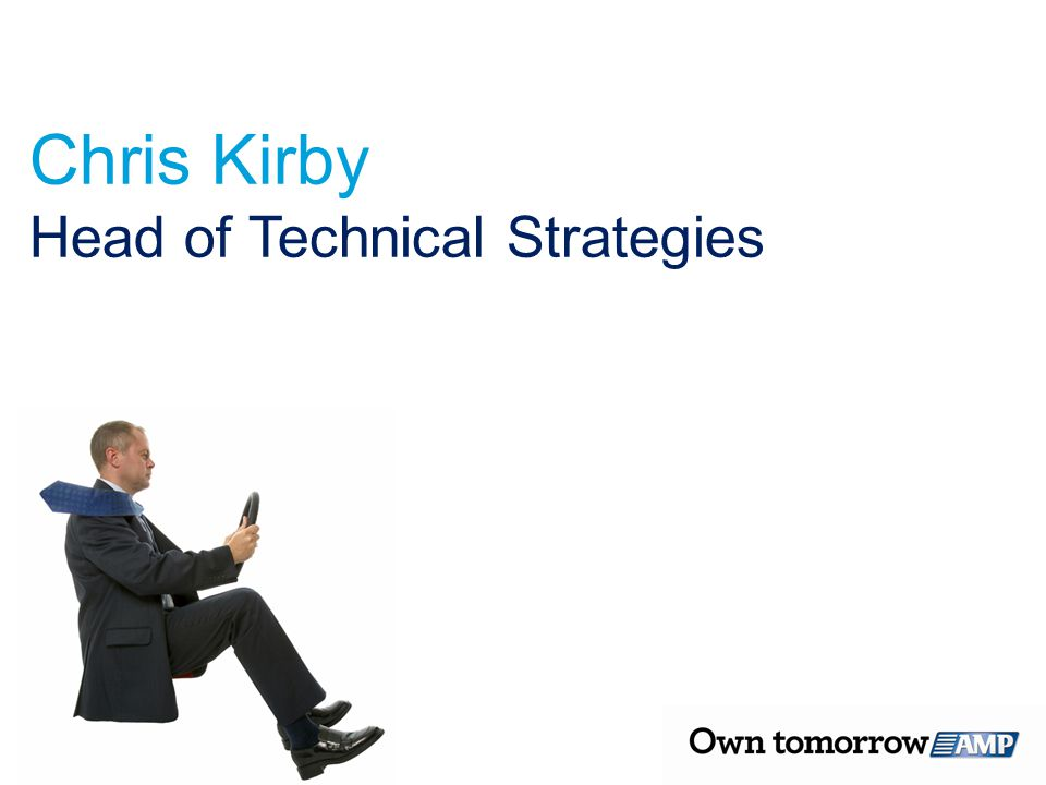 Chris Kirby Head of Technical Strategies