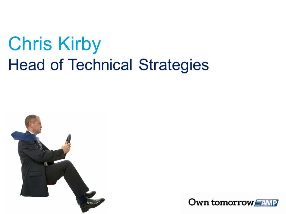 Chris Kirby Head of Technical Strategies
