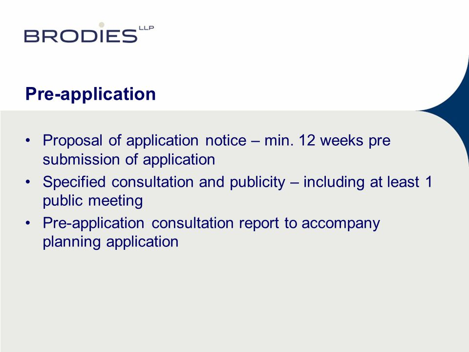 Pre-application Proposal of application notice – min.