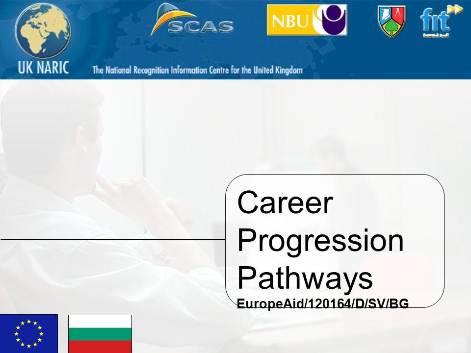 Career Progression Pathways EuropeAid/120164/D/SV/BG
