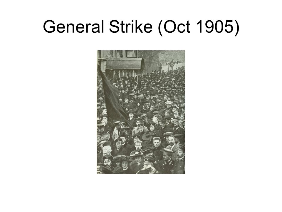 General Strike (Oct 1905)