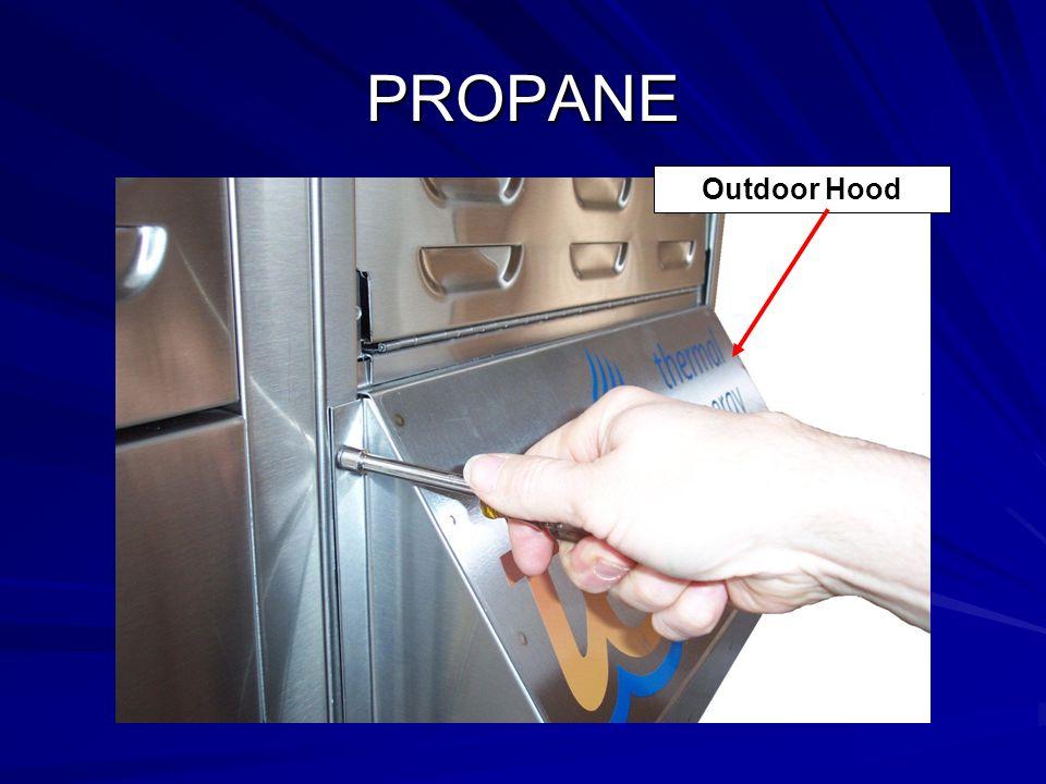 PROPANE Outdoor Hood