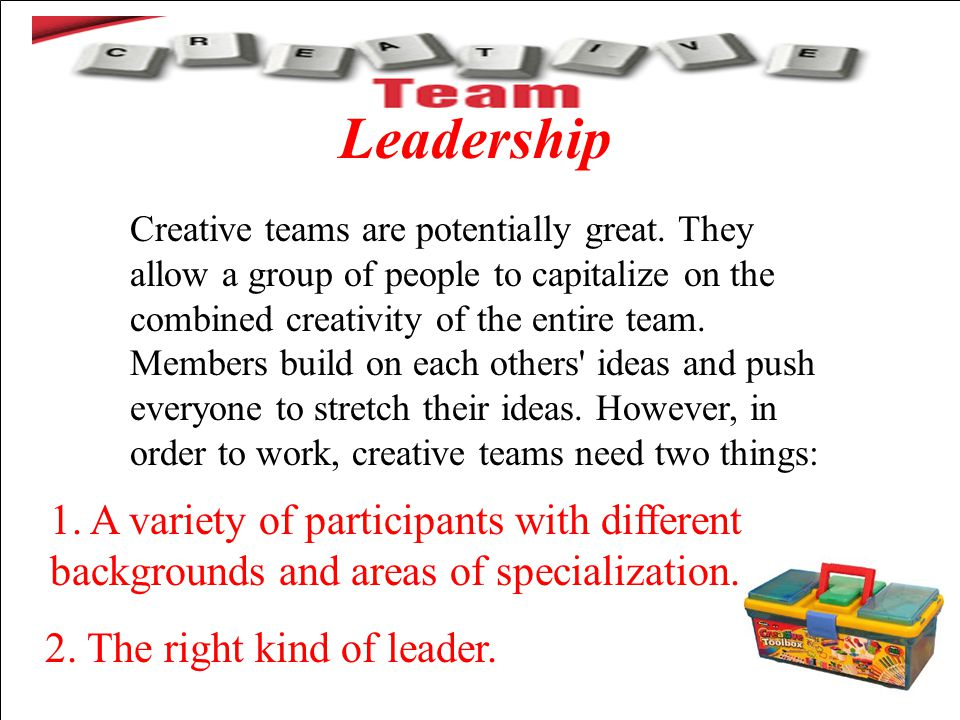 Good management, without creative effective leadership… is like straightening the deck chairs on the Titanic