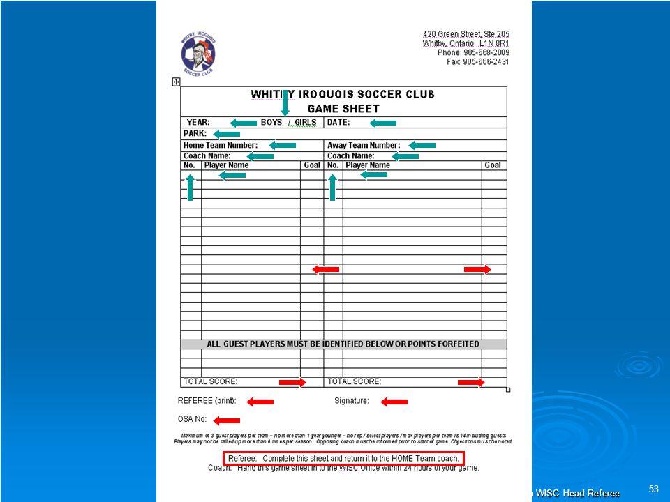 53 Gord Arrowsmith WISC Head Referee