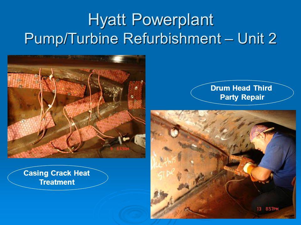 Drum Head Third Party Repair Casing Crack Heat Treatment
