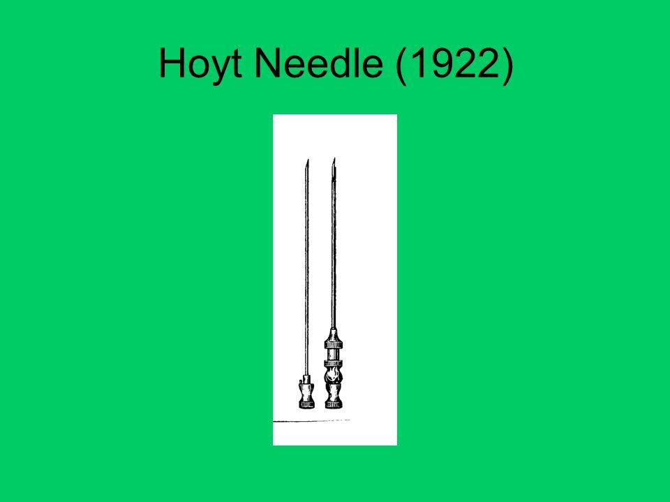 Hoyt Needle (1922)