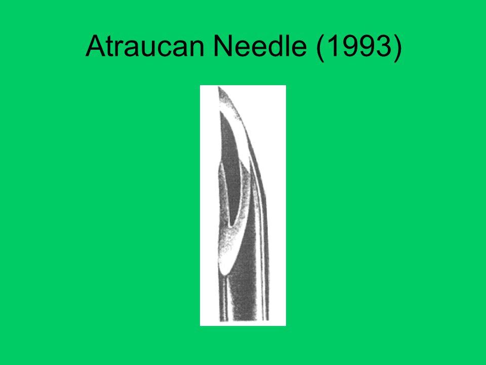 Atraucan Needle (1993)