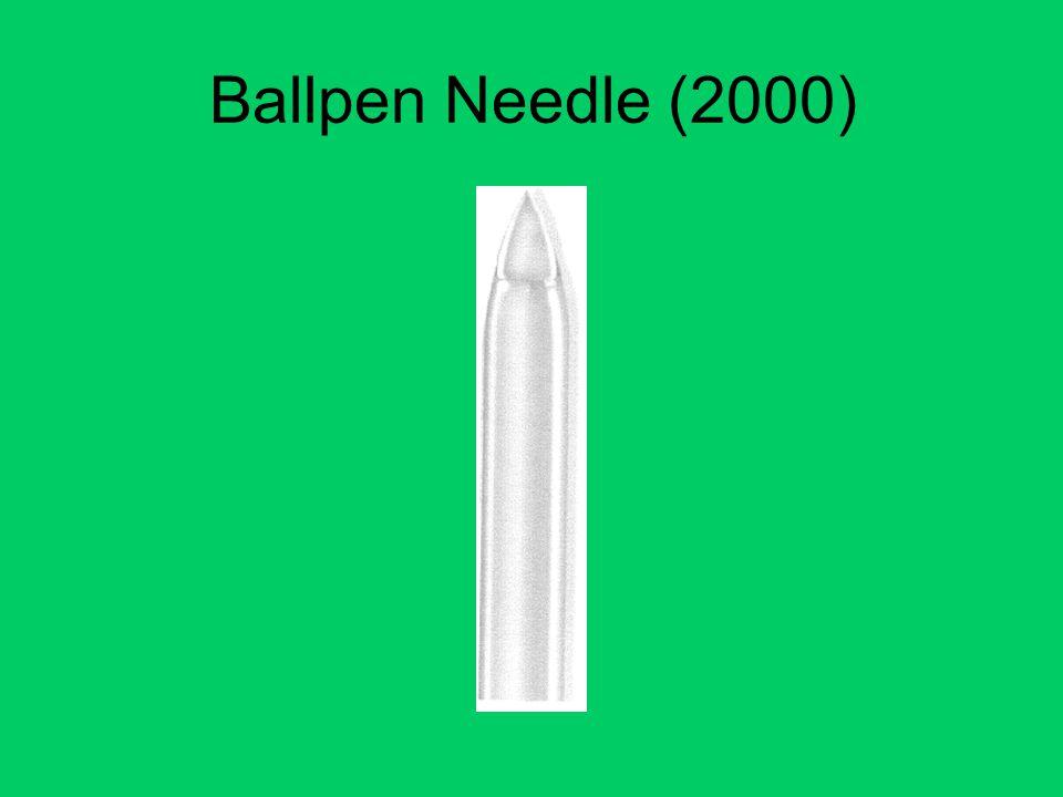 Ballpen Needle (2000)
