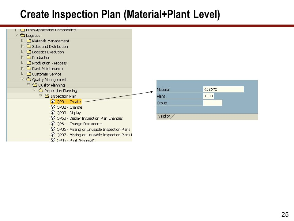 26 Add Operations to the Inspection Plan