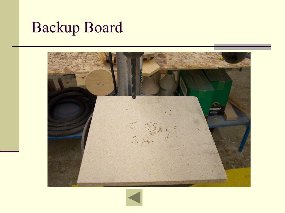 Backup Board