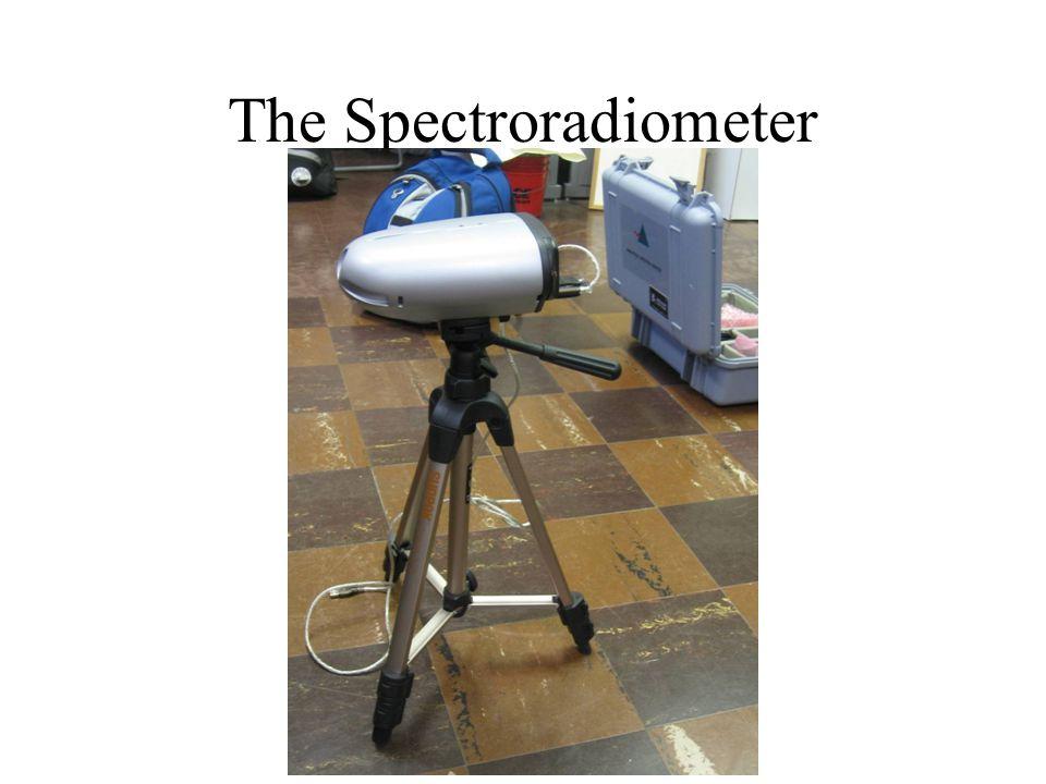 The Spectroradiometer