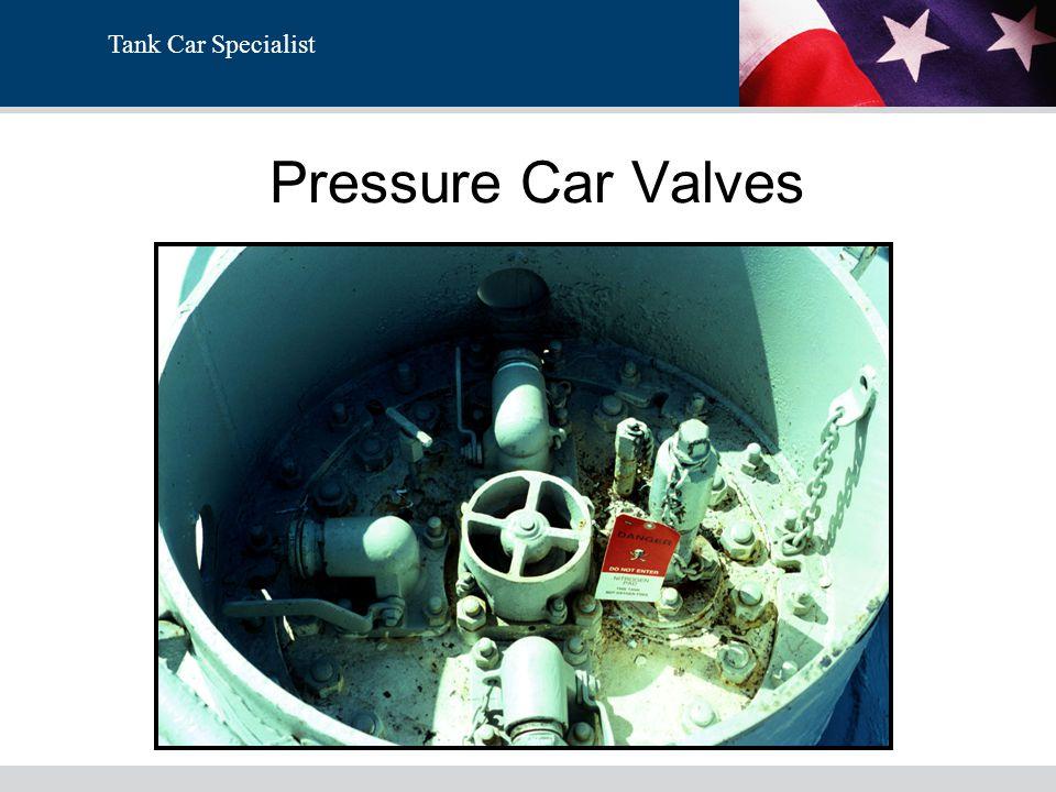 Tank Car Specialist Pressure Car Valves
