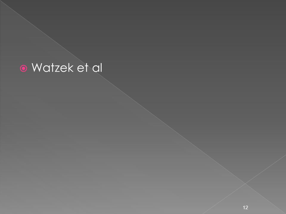  Watzek et al 12