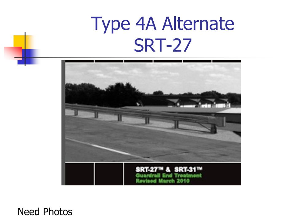 Type 4A Alternate SRT-27 Need Photos
