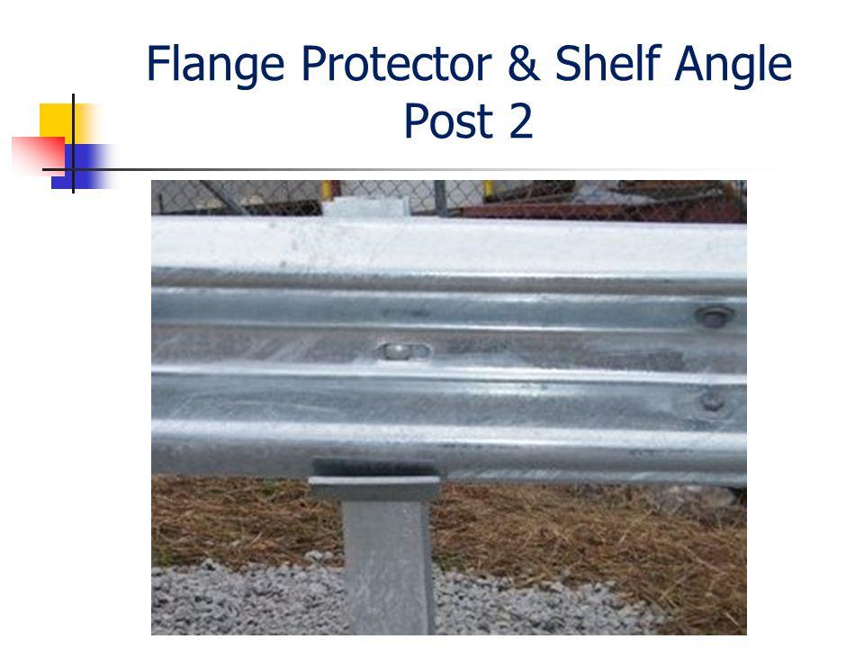 Flange Protector & Shelf Angle Post 2