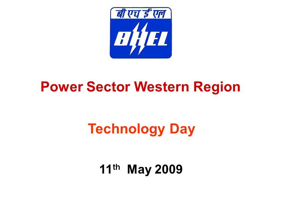 Power Sector Western Region TECHNOLOGICAL TOOLS