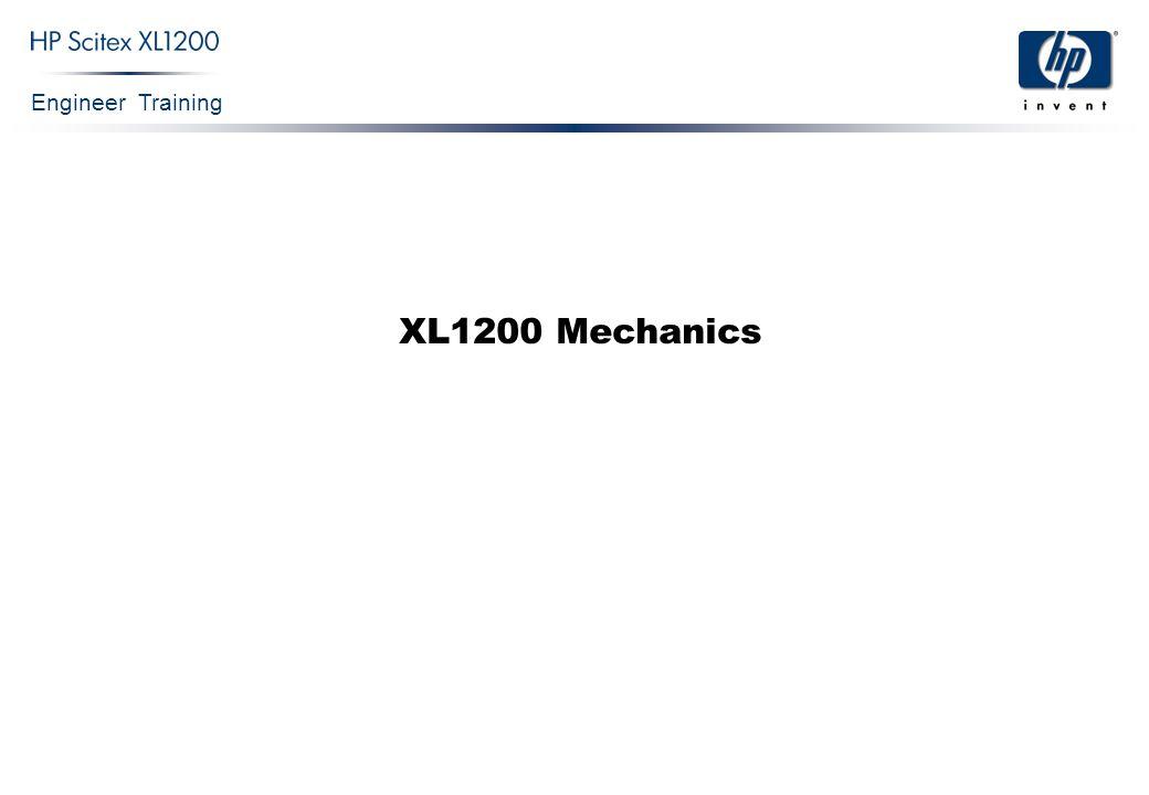 Engineer Training XL1200 Mechanics