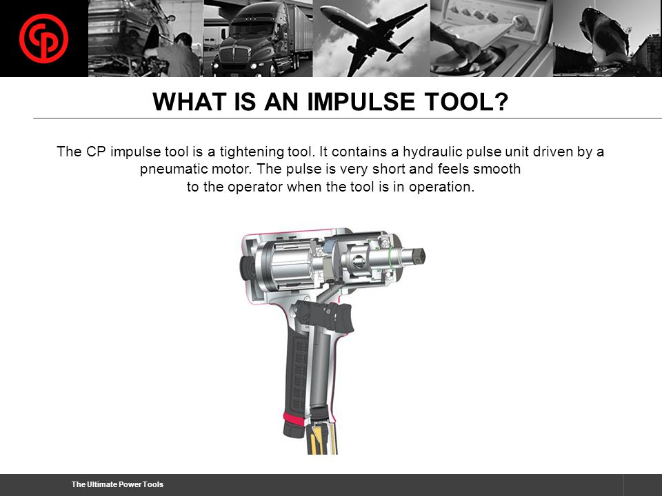 The Ultimate Power Tools IMPULSE TOOLS NON SHUT OFF & SHUT OFF MODELS PRODUCT LAUNCH
