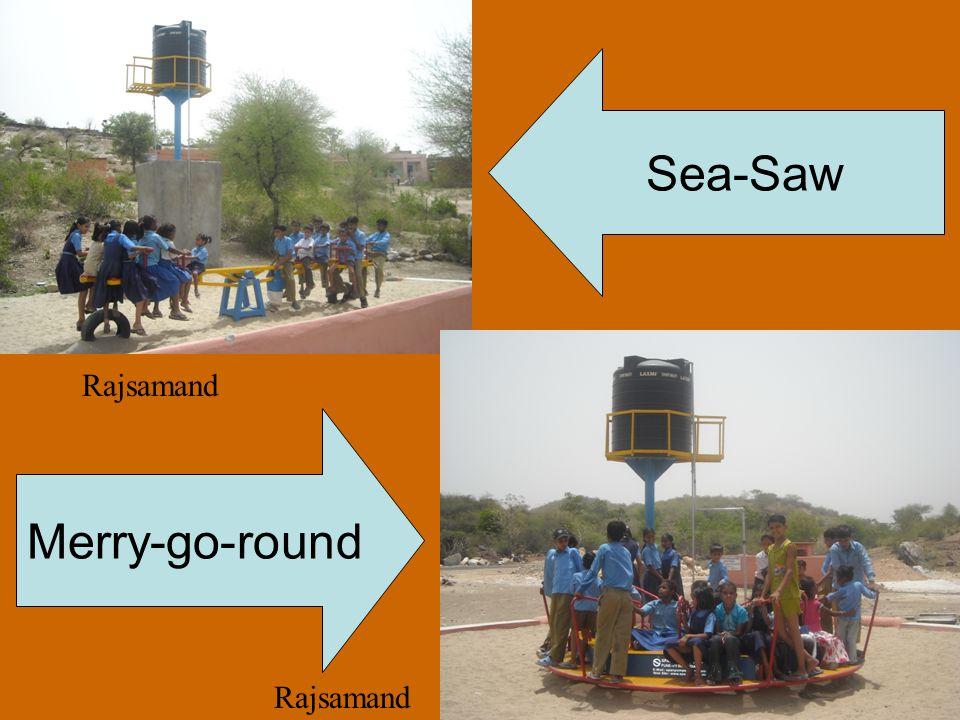 Merry-go-round Sea-Saw Rajsamand