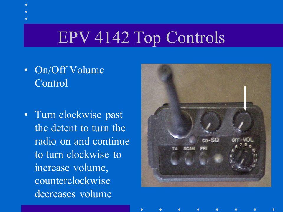 Bendix/King EPV4142M 14 channels, 4 watts, 403-457 Mhz.