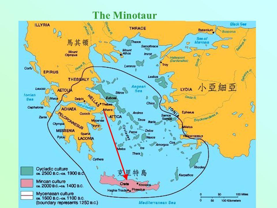 14 The Minotaur