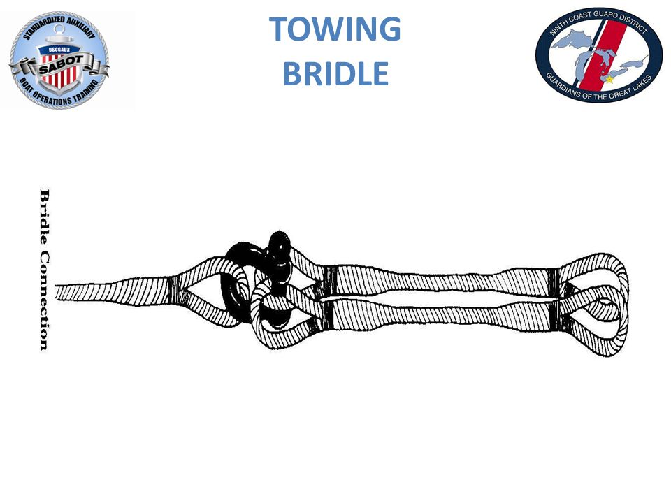 TOWING BRIDLE
