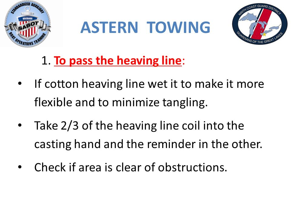ASTERN TOWING 1.