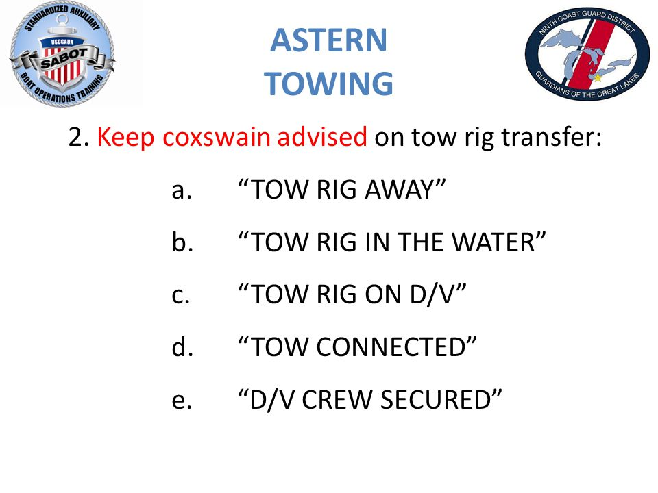 ASTERN TOWING 2.