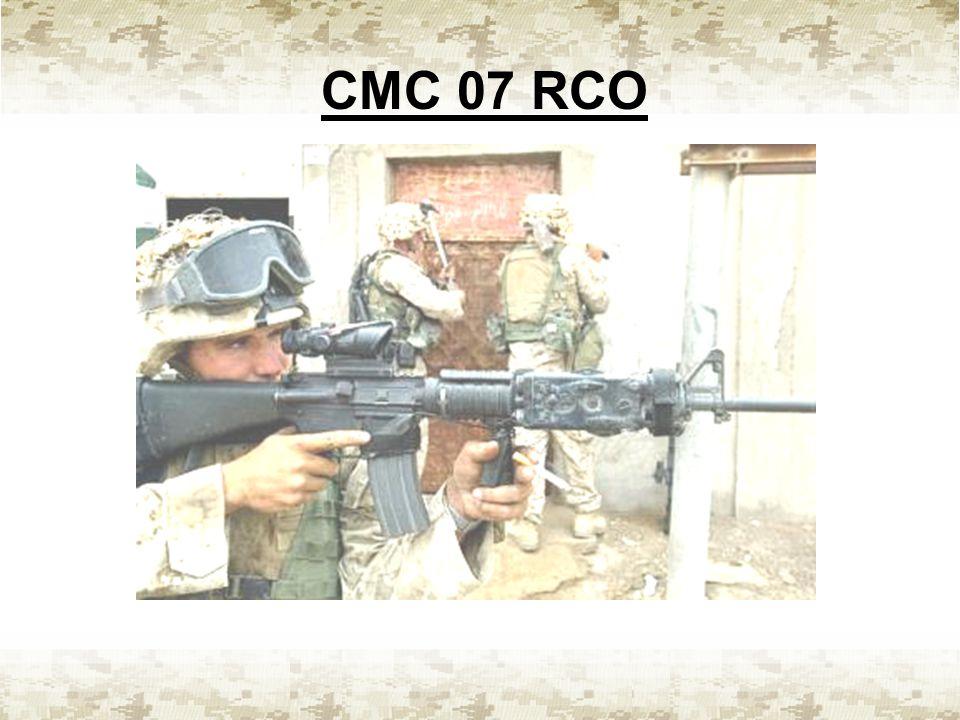 CMC 07 RCO