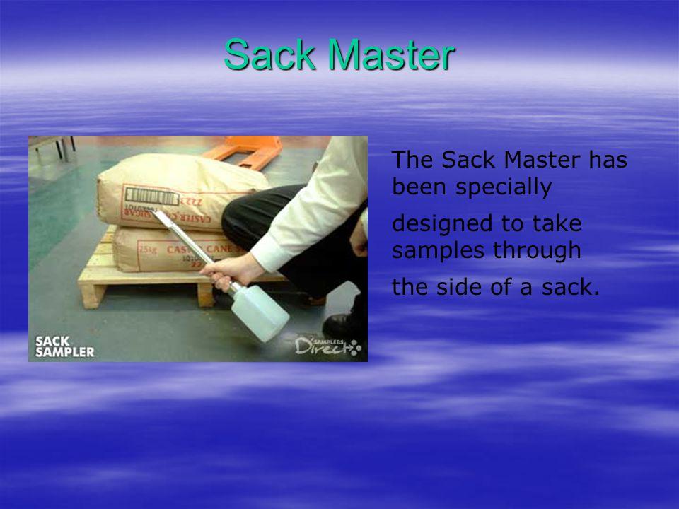 Manual Liquid Sampling Sampling with an Environmental sampelrs