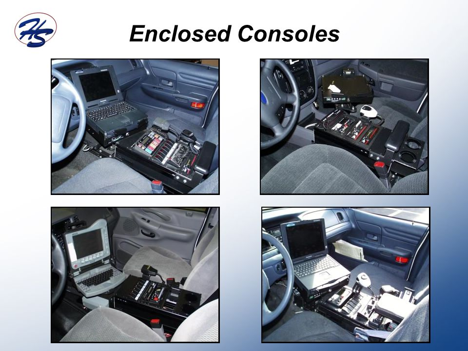Enclosed Consoles